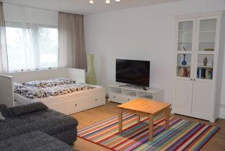 Gemütliches Wohnzimmer EG