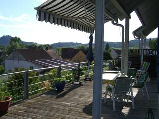 Bild von Ferienwohnung Ferienhaus Blick Hohentwiel
