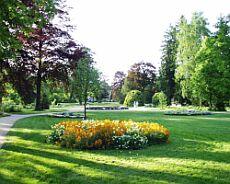 Der Singener Stadtgarten
