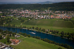 Luftbild Gailingen
