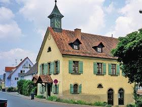 Kapelle Mühlhausen