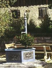 Brunnen in Mühlingen