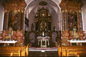 Mainwanger Barockkirche