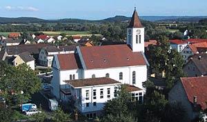 Kirche Volkertshausen