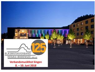 125 Jahre Blasmusikverband Hegau-Bodensee