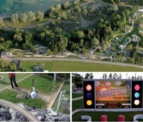 deutschlands verrückteste Abenteuer-Golfanlage