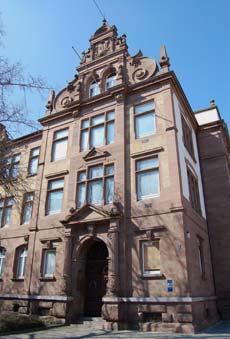 Denkmal Ekkehard-Realschule