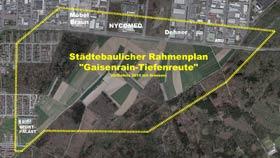 Grenzen des Städtebaulichen Rahmenplans
