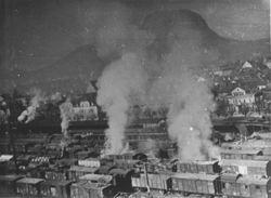 Bombenangriff auf Singen, Weihnachten 1944