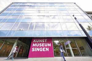 Außenansicht Kunstmuseum Singen