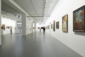 Innenansicht Kunstmuseum Singen