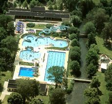 Luftbild Aachbad