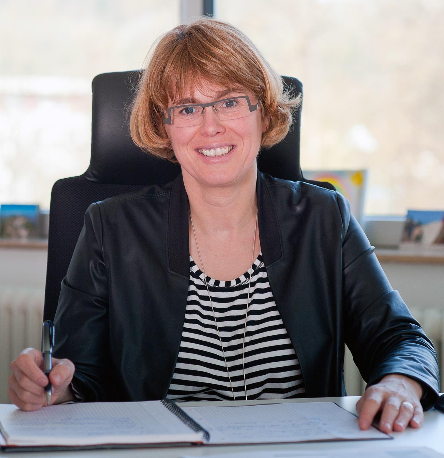 Bürgermeisterin Ute Seifried