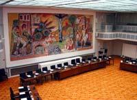 Ratsaal im Rathaus
