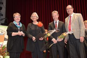 2018 - November: Kultur Förderpreisverleihung