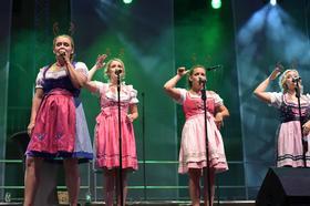 2018 - Juli: A-cappella-Abend 2. Serie