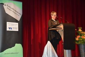 2019 - November: Kulturförderpreis Verleihung