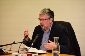 2018 - April: Erzählzeit mit Michail Schischkin