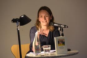 2018 - April: Erzählzeit mit Anne Reinecke