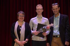 2017 - November: Kulturförderpreis-Verleihung