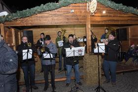 2017 - Dezember: Eröffnung Hüttenzauber