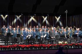 2017 - Dezember: Festkonzert der BOS