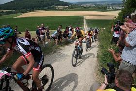 2017 - Juni: Meisterschaften der Biker:    Strecke