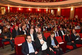 2019 - April: Erzählzeit Eröffnung