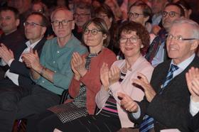 2018 - April: Erzählzeit - Eröffnung