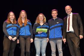 2020 - Januar: Sportlerehrung der Stadt Singen