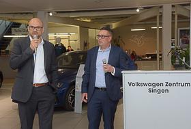 2019 - Mai: Eröffnung Leistungsschau IG Singen Süd