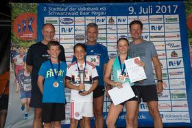 2017 - Juli: Stadtlauf der Volksbank eG