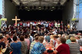 2018 - Juni: Ökumenischer Gottesdienst
