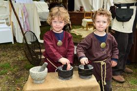 2017 - Juli: Burgfest in Singen