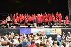 2018 - Juni:Kinder-u.Jugendchorfestival 1.Teil