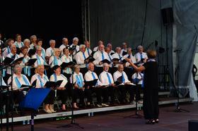 2018 - Juni: Singener Nacht der Chöre 1.Teil
