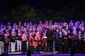 2018 - Juni: Singener Nacht der Chöre 2.Teil