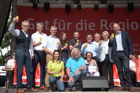 2018 - Juni: Stadtfest in Singen