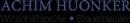 Logo Achim Huonker - Wirtschaftsprüfer - Steuerberater