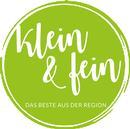 Logo klein & fein - Das Beste aus der Region