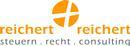 Logo reichert & reichert<br />steuern. recht. consulting