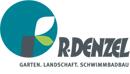 Logo R.Denzel GmbH, Garten- Landschafts- u. Schwimmbadbau