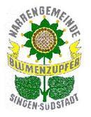 Logo Narrengemeinde Blumenzupfer Singen e.V.