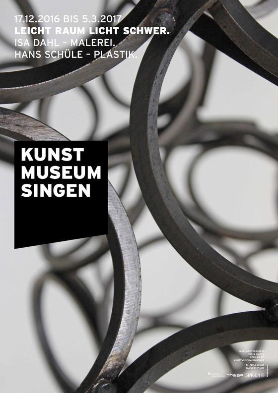 """Finissage der Ausstellung """"leicht raum licht schwer"""""""