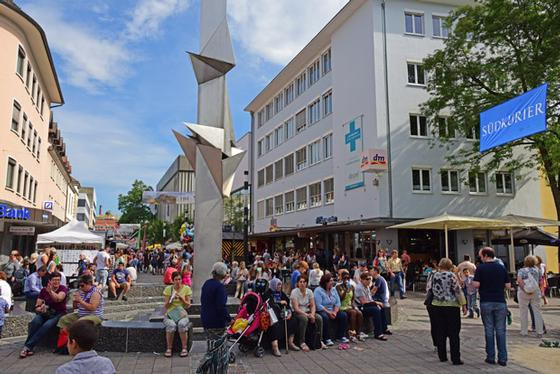 Impression Stadtfest