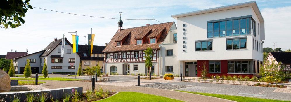 Eigeltingen Rathaus