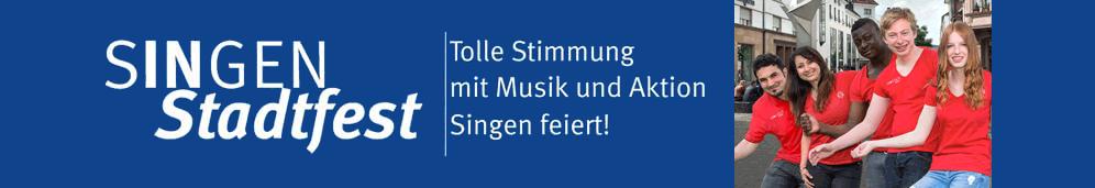 Stadtfest Singen
