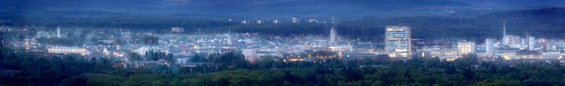 Panorama-Ansichten Singen
